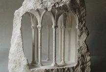 pillars modern