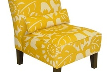 Yellow Accents / by Mary Weaver