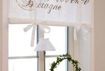 Okna dekoracje