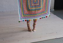 Crochet Blankets - CL