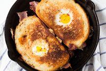 tojásos ételek