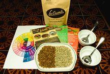 La Crema Kaffe Coffee and training / Scae courses and La Crema Kaffe training