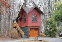 Small & Tiny House Exteriors