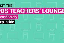 PBS Teachers' Lounge