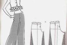 брюки, шорты, джинсы