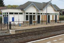 Station Houthem Sint Gerlach / Restauratie Station Halte Houthem Sint Gerlach