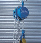 Hoists & Slings / Our hoists and slings available at HSS will be there when you need to lift tools and materials.   #toolhire #equipmenthire #hss #hsshire #hoists #hoisthire #sling