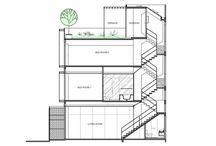 Galvanised Stairs