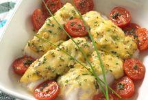 Food recipes - Fish
