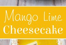Cheesecake Mango lime