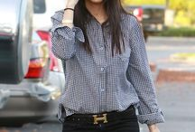 Celebrities Casual Style