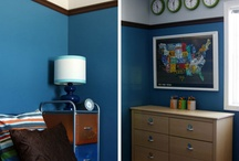 Kid Heaven / Ideas for bedrooms and their very own playroom/art space/reading nook EXTRAVAGANZA!