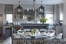 Kitchens / Kitchen designs and decor I love