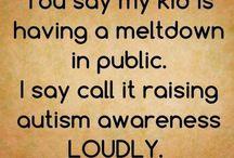 Autism Awareness...