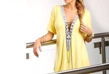 Sárga ruhák