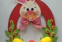 Velikonoce - vyřezávání