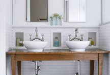 Bathing Beauties / Beautiful bathrooms and spas... / by Susan@CountryDesignHome