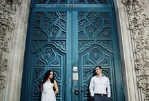 Indian Couple Photoshoot Engagement Session