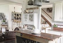 Farm style kitchens