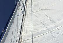 Sainling...Ocean / Sailing the ocean