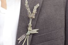 the boutonniere.