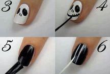trucco e unghie