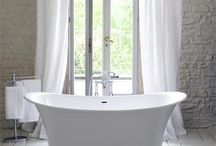 GOODWOOD | First Impressions - Bobby / Classic bathroom with modern luxury.