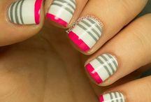 Nail designs / by Brianne Johnson