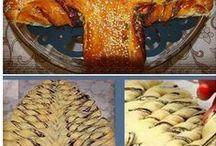 χριστουγεννιατικο ψωμι