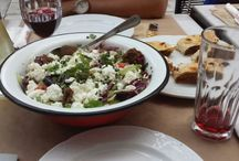 The best food in Athens