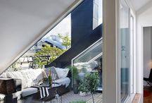 Inspiration - Balkongestaltung / Gerade in einer Stadt sind Gärten eher eine Seltenheit. Aber auch Balkone können mit viel Liebe zum Detail zu einem schönen Platz der Ruhe gestaltet werden.