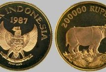 coin kuno indonesia