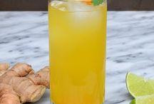 Switchel Cocktails