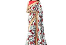 Latest Collection Sarees / A Huge Collection of New Sarees for all Brands. All kinds!