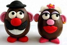 pascuas Chocolates