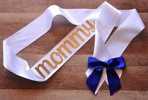 Baby Shower Gifts | Ideas for A New Mom | Unique Gifts for Pregnant Moms / This board houses some unique, fun gifts for an expecting Momma.