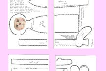 Схемы куколок для мамы*