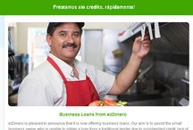 ezDinero Business Loans / Business Loans from ezDinero.