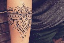 Tatto mandalas