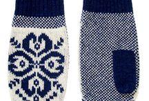 Kläder för vinterväder / Winter weather clothes. Coats, mittens and pretty warm things.  / by Lisa Grettve