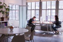 This is Prime Studio / A peek inside our studio.