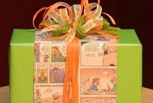 Wrapping ideas / by Alice Bunz