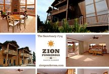 Zion Vacation Homes | Zion Ponderosa