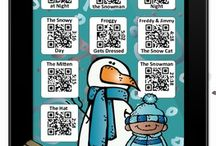 QR codes for education/ Technology