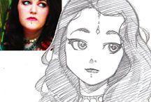 portrait mode mangas