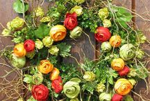 Wreaths/Swags / by Lori-Dawn Pollock