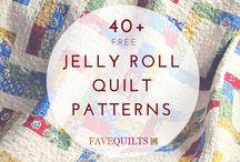 Quilts -Jelly Rolls & Precuts