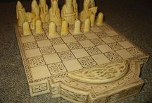 chess to carve!