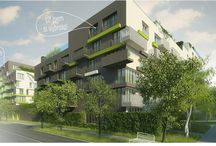 4Blok Project / New residential development project 4Block by Crestyl in Prague, Czech Republic