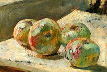 Vuillard, Edouard / Quatre pommes
